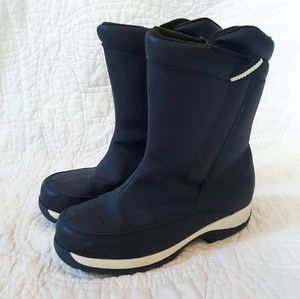Lands End Snow Boots Girls/Womens Size 7